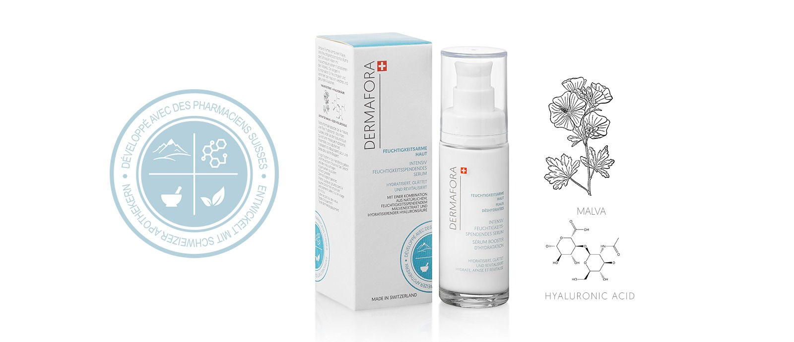 DEHYDRATED skin, MOISTURE BOOST SERUM