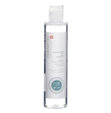 Dermafora CLEANSE Micellar Cleansing Water 200ML for dehydrated skin