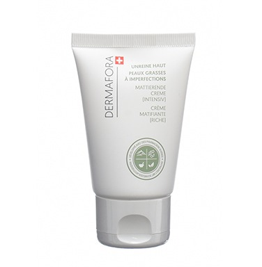 Dermafora PROTECT Mattifying Oil Control Cream (Intense) 50ML for oily & blemished skin