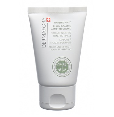 Dermafora TREAT Purifying Clay Mask 50ML for oily & blemished skin