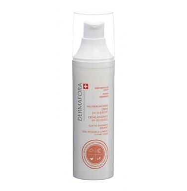 Dermafora PROTECT Skin Soothing Cream SPF 20 (light) 50ML for sensitive skin