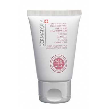 Dermafora TREAT Energise Me Mask 50ML for instant skin radiance