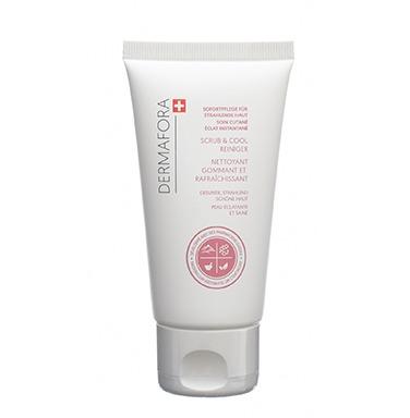 Dermafora REINIGEN Scrub & Cool Reiniger 75ML für Strahlende Haut