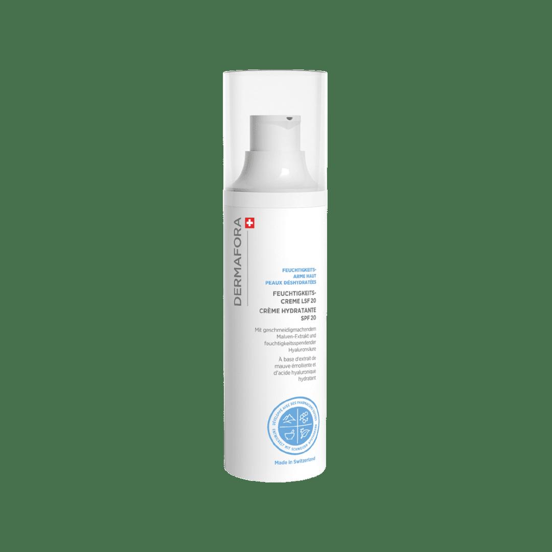 Crème hydratante SPF 20