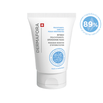 Masque booster d'hydratation